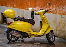 Przewóz motocykli