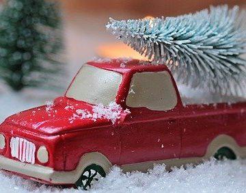 Ostatni transport przed Świętami